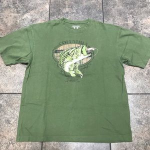 Men's Columbia Sportswear S/S T-Shirt Size Large